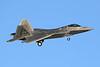 "10-4192 (FF) Lockheed F-22A Raptor ""United States Air Force"" c/n 4192 Nellis/KLSV/LSV 02-02-18"