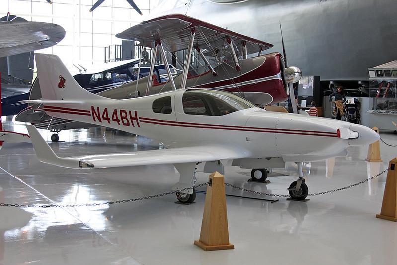 N44BH Neico Lancair 320 c/n 313 McMinnville/KMMV/MMV 09-05-09