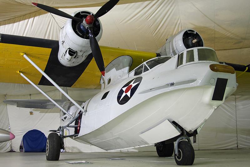 N2172N (46522) Consolidated PBY-5A Catalina c/n 1886 Tillamook/KTMK/TMK 09-05-09