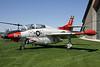 158312 (F-813) North American T-2C Buckeye c/n 340-3 McMinnville/KMMV 09-05-09
