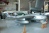 N174LA (VZ309/G) Hindustan DH-100 Vampire FB.52 c/n I.B1686 McMinnville/KMMV/MMV 09-05-09