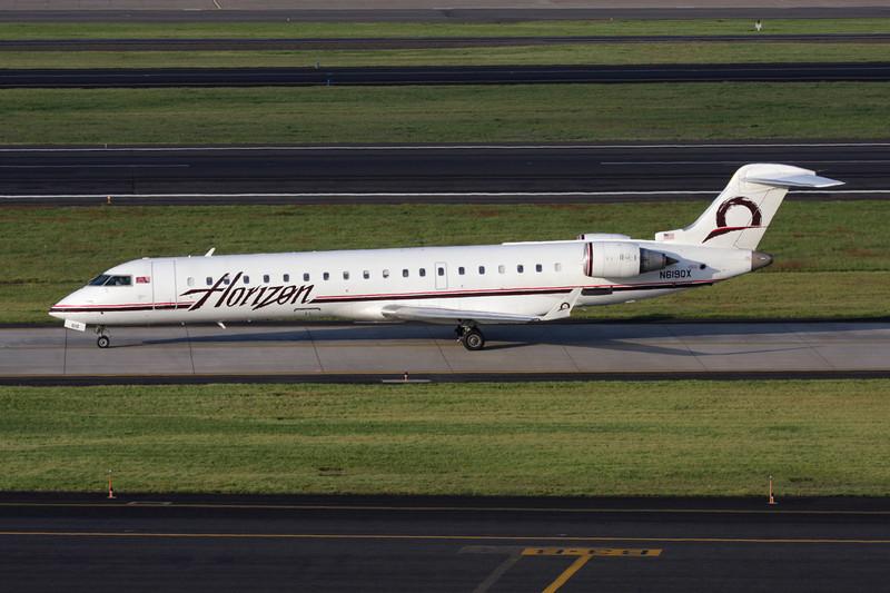 "N619QX Canadair Regional-Jet 700 ""Horizon Air"" c/n 10246 Portland-International/KPDX/PDX 15-05-09"
