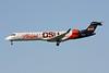 "N609QX Canadair Regional-Jet 700 ""Horizon Air"" c/n 10031 Portland-International/KPDX/PDX 14-05-09 ""Beavers - Oregon State University"""