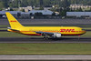 """N767AX Boeing 767-281F """"ABX Air"""" c/n 22785 Portland-International/KPDX/PDX 15-05-09 """"DHL"""""""