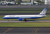 N545UA Boeing 757-222 c/n 25323 Portland International/KPDX/PDX 15-05-09