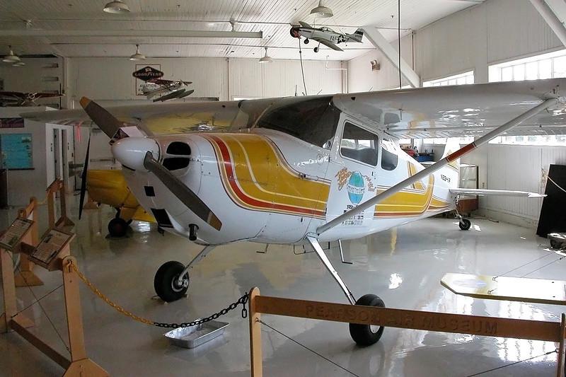 N3241A Cessna 170B c/n 25885 Vancouver-Pearson Field/KVUO 08-05-09