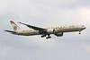 A6-ETL Boeing 777-3FXER c/n 39687 Heathrow/EGLL/LHR 13-09-14