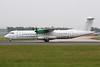 "EI-REL Aerospatiale ATR-72-201 ""Stobart Air"" c/n 267 Manchester/EGCC/MAN 12-09-14 ""Aer Lingus Regional"""