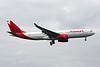 N508AV Airbus A330-243 c/n 1508 Heathrow/EGLL/LHR 13-09-14