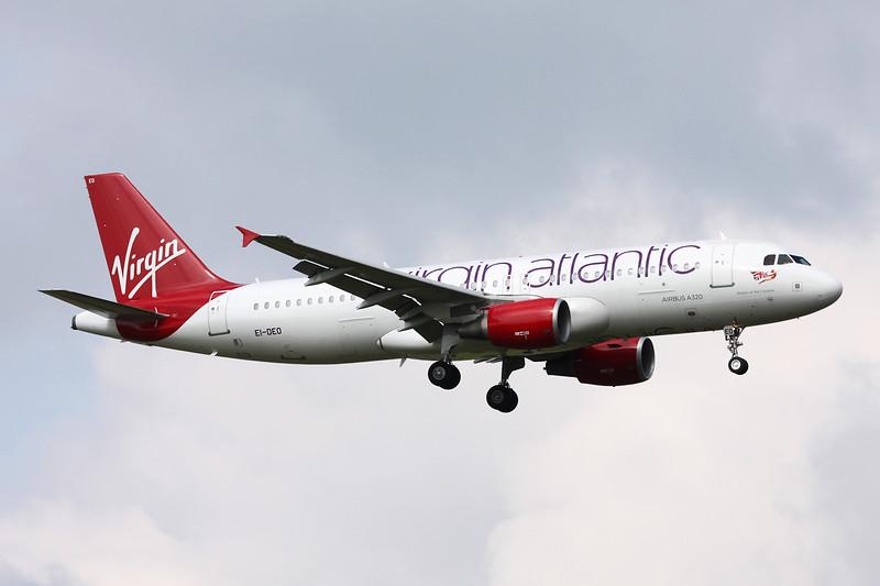 EI-DEO Airbus A320-214 c/n 2486 Heathrow/EGLL/LHR 13-09-14