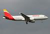 EC-MCS Airbus A320-214 c/n 6244 Heathrow/EGLL/LHR 13-09-14