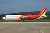 """VN-A663 Airbus A320-214 """"VietjetAir"""" c/n 08-12-17 Phu Quoc/VVPO/PQC 08-12-17"""