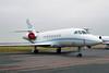 N716CG Dassault Falcon 2000LX c/n 174 Zurich/LSZH/ZRH 26-01-12