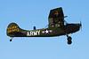 ZK-FYA (116903) Cessna L-19A Bird Dog c/n 22737 Wanaka/NZWF/WKA 07-04-12
