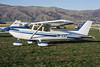 ZK-CXP Cessna R.172K Hawk XP c/n R172-2923 Wanaka/NZWF/WKA 06-04-12