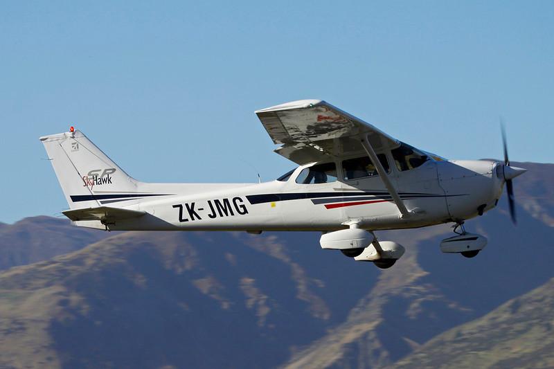 ZK-JMG Cessna 172S c/n 172S-8825 Wanaka/NZWF/WKA 07-04-12