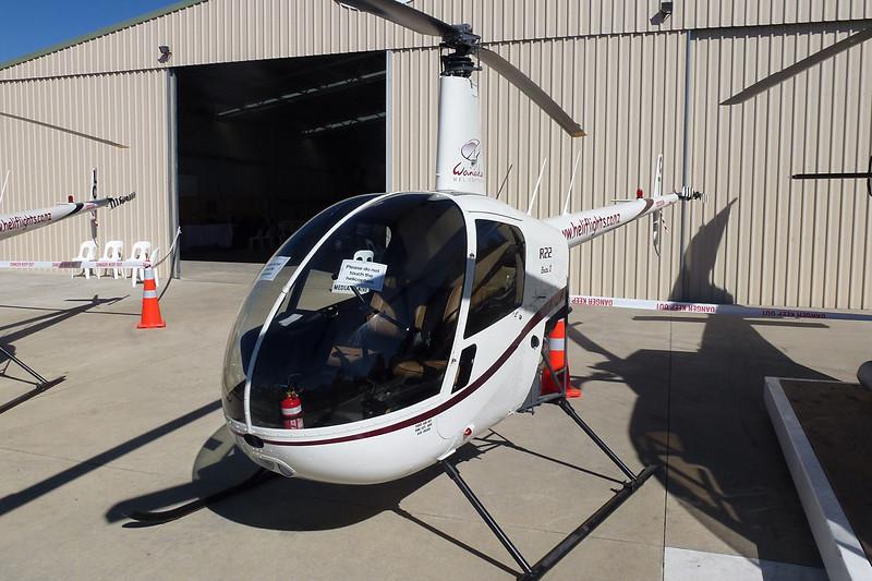 ZK-HCT Robinson R22 Beta II c/n 4270 Wanaka/NZWF/WKA 06-04-12