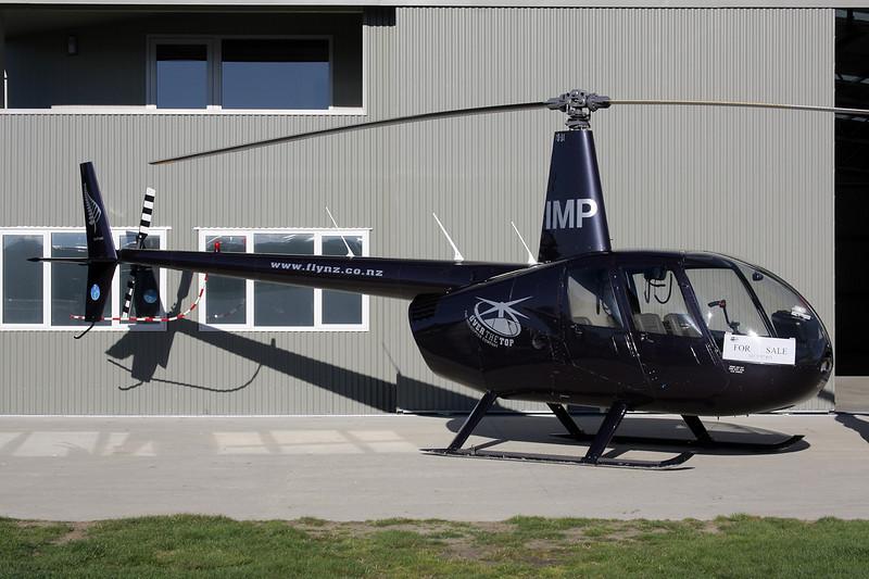 ZK-IMP Robinson R44 Raven II c/n 10188 Wanaka/NZWF/WKA 06-04-12