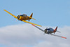 "ZK-ENG (NZ1078/078) North American AT-6D Harvard III ""Royal New Zealand Air Force"" c/n 88-15873 Wanaka/NZWF/WKA 08-04-12"
