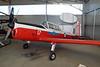 ZK-DUC (WB623/17) de Havilland Canada DHC-1 Chipmunk 22 c/n C1/0064 Wanaka/NZWF/WKA 06-04-12
