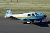 ZK-CKF Mooney M.20C c/n 2802 Wanaka/NZWF/WKA 07-04-12