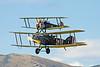 ZK-JNU (B1112/F) Bristol F.2b Fighter Replica c/n ERS.2 Wanaka/NZWF/WKA 08-04-12 (in formation with ZK-JMU)