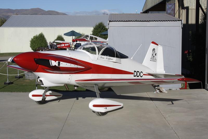 ZK-DDC Bushby-Long Midget Mustang M-I c/n AACA/107 Wanaka/NAWF/WKA 08-04-12