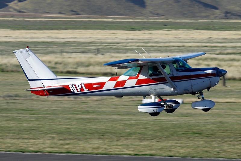 ZK-NPL Cessna A.152 Aerobat c/n A152-0921 Wanaka/NZWF/WKA 07-04-12