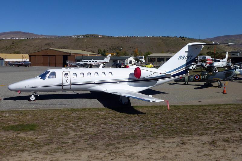 N91GT Cessna 525B Citation Jet 3 c/n 525B-0332 Wanaka/NZWF/WKA 06-04-12
