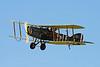 ZK-JNU (B1112/F) Bristol F.2b Fighter Replica c/n ERS.2 Wanaka/NZWF/WKA 08-04-12