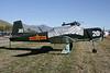 ZK-JQS (20) Nanchang CJ-6 c/n 3832020 Wanaka/NZWF/WKA 07-04-12