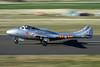 ZK-RVM (NZ5712) de Havilland DH-115 Vampire T.55 c/n 985 Wanaka/NZWF/WKA 07-04-12