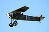 ZK-FEV Fokker D.VIII Replica c/n E4.002 Wanaka/NZWF/WKA 08-04-12