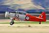 ZK-JJA (NZ1053) North American AT-6C Harvard IIa c/n 88-13910 Wanaka/NZWF/WKA 08-04-12