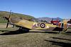 ZK-WDQ (MH367/FL-A) Supermarine Spitfire Tr.IXe c/n CBAF.5487 Wanaka/NZWF/WKA 06-04-12