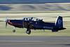 N3000B Raytheon T-6B 3000 Texan II c/n PH-1 Wanaka/NZWF/WKA 07-04-12