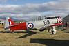 ZK-ENJ (NZ1098/98) North American AT-6D Harvard III c/n 88-17010 Wanaka/NZWF/WKA 08-04-12