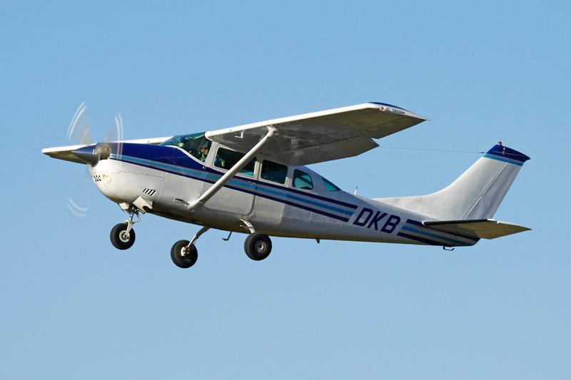 ZK-DKB Cessna U.206F Stationair c/n U206-02170 Wanaka/NZWF/WKA 07-04-12