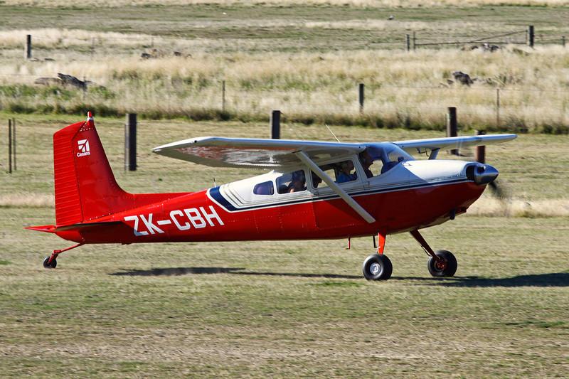 ZK-CBH Cessna 180 c/n 32542 Wanaka/NZWF/WKA 06-04-12