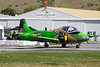 ZK-STR BAC Strikemaster Mk.88 c/n EEP/JP/3242 Wanaka/NZWF/WKA 06-04-12