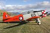 ZK-ENF(NZ1065/65) North American AT-6D Harvard III c/n 88-14889 Wanaka/NZWF/WKA 08-04-12