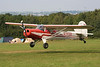 G-ATCD Beagle D.5/180 Huskey c/n 3683 Verviers-Theux/Laboru 01-09-07