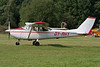 OY-AHY Reims-Cessna F.172H c/n 0494 Verviers-Theux/EBTX 01-09-07