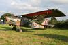 "G-BKVK (WZ662) Auster AOP.9 ""British Army"" c/n B5/10/2 Verviers-Theux/Laboru 01-09-07"
