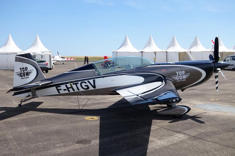F-HTGV Extra 300LC c/n LC022 Chateauroux/LFLX/CHR 26-08-15