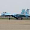 "05 blue Sukhoi Su-27 ""Russian Air Force"" c/n 36911031513 Zhuhai/ZGSD/ZUH 16-11-12 ""Russian Knights"""