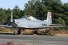 F-AZHG (A-805) Pilatus P.3-05 c/n 322-4 Zoersel/EBZR 18-08-12
