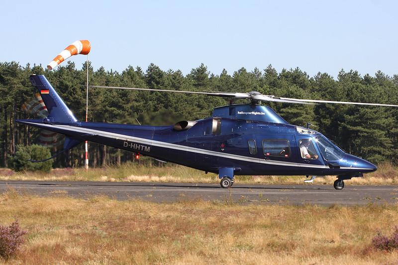 D-HHTM Agusta A-109E Power c/n 11014 Zoersel/EBZR 18-08-12