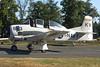 N377WW (137777/KV-863) North American T-28B Trojan c/n 200-140 Zoersel/EBZR 18-08-12