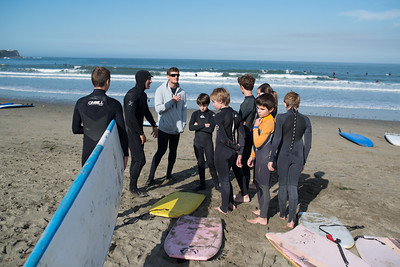 2013 Birthday Surfing Lesson Pacifica